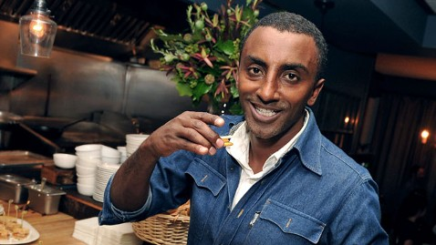 gty marcus samuelsson ll 111104 wblog Duck Tongue and Horse Blood: New York Taste Chefs Dish About Crazy Ingredients