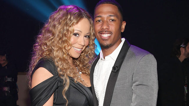 PHOTO: Mariah Carey and Nick Cannon attend Nickelodeon's 2012 TeenNick HALO Awards at Hollywood Palladium, Nov. 17, 2012 in Hollywood.