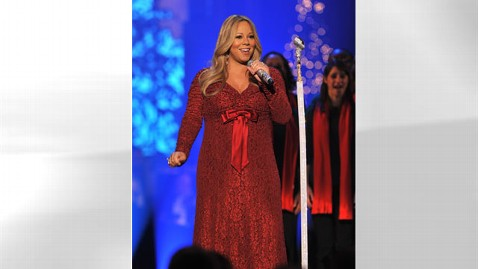 gty mariah carey pregnant thg 111108 wblog Mariah Careys Massive Post Pregnancy Weight Loss