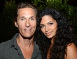 PHOTO: Matthew McConaughey and model Camila McConaughey attend NYLON Guys and Macys INC Celebrate the September Issue, Aug. 15, 2012 in Santa Monica, Calif.