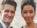 PHOTO: Matthew Morrison and Renee Puente attend the annual Serpentine Gallery Summer Party co-hosted by LWren Scott at The Serpentine Gallery, June 26, 2013 in London.