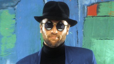 PHOTO: Maurice Gibb of The Bee Gees at the Miami in Miami, FL.