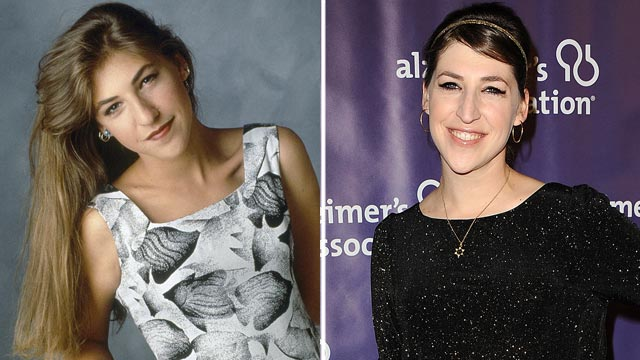PHOTO: BLOSSOM - Mayim Bialik as Blossom Russo.