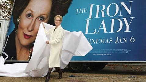 gty meryl streep iron lady poster ll 111116 wblog Meryl Streeps Iron Lady Slammed by Margaret Thatcher Allies
