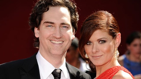 gty messing zelman jef 111220 wblog Debra Messing and Daniel Zelman Are Splitting