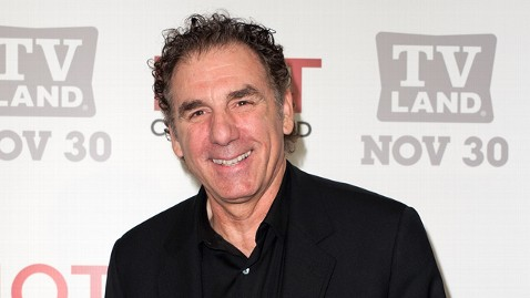 gty michael richards jp 121205 wblog Michael Richards to Return to TV With Kirstie Alley, Rhea Perlman