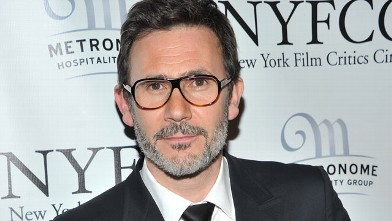 PHOTO: Director Michel Hazanavicius attends the 2011 New York Film Critics Circle awards at Crimson, New York City, Jan. 9, 2012.