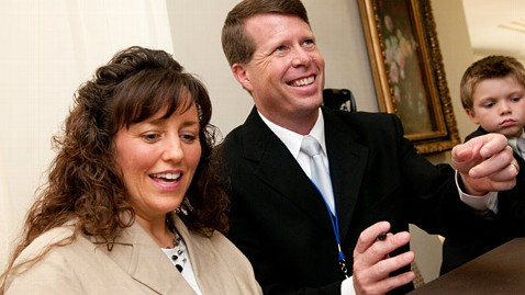 gty michelle jim bob duggar ll 111208 wblog Michelle Duggars Message to Baby Number 21