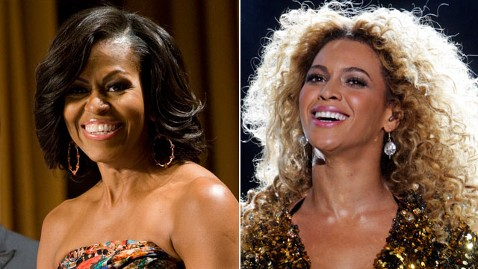 gty michelle obama beyonce jp 120525 wblog Michelle Obama Wishes She Was Beyonce