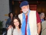 PHOTO: Mick Fleetwood and wife attend the Gilt Baby and Kids celebrates Wendy Bellissimo collection launch at Palihouse Holloway on June 19, 2012 in West Hollywood, Calif.