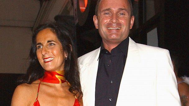 PHOTO: Major Charles Ingram and his partner Diana Ingram