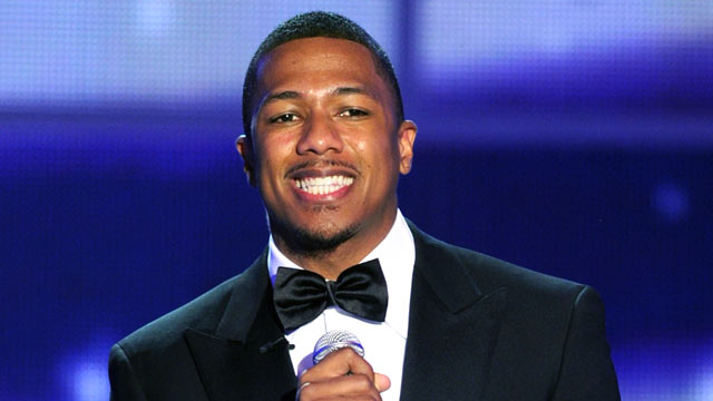 PHOTO: Nick Cannon speaks onstage during Nickelodeons 2011 TeenNick HALO Awards held at the Hollywood Palladium, in this Oct. 26, 2011 file photo in Hollywood, Calif.