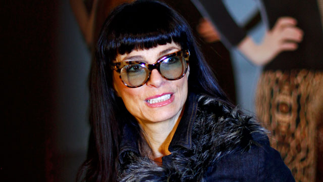 PHOTO: Designer Norma Kamali attends Norma Kamali NYFW Fall 2012 Presentation on February 15, 2012 in New York City.