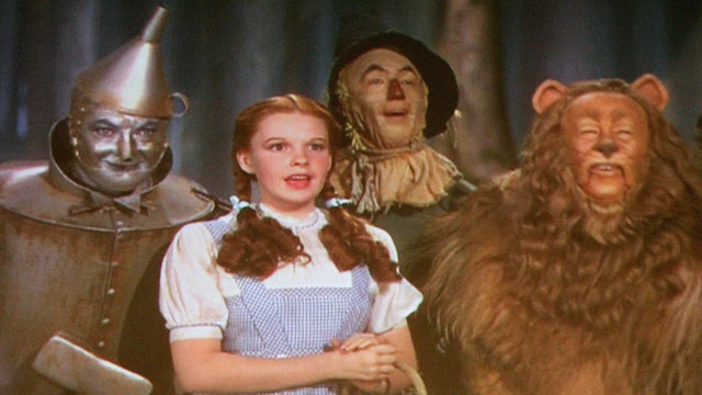 "PHOTO: The original ""The Wizard of Oz"" starring Judy Garland in 1939."