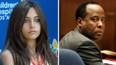 gty paris jackson conrad murray jef 130607 wblog Conrad Murray to Paris Jackson: You Are Not Alone