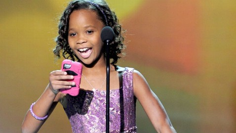 gty quvenzhane wallis nt 130111 wblog Beasts of the Southern Wild Star Gives Adorable Acceptance Speech