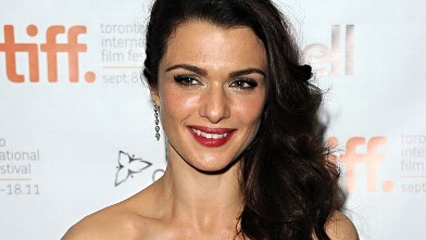 "PHOTO: Actress Rachel Weisz attends the premiere of ""The Deep Blue Sea"" at TIFF Bell Lightbox during the 2011 Toronto International Film Festival, September 11, 2011 in Toronto, Canada."