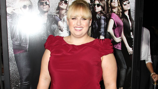 "PHOTO: Rebel Wilson attends the ""Pitch Perfect"" Los Angeles Premiere at ArcLight Hollywood on Sept. 24, 2012, in Hollywood, Calif."