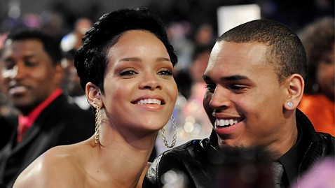 gty rihanna chris brown ll 120118 wblog Rihanna and Chris Brown, Together Again?