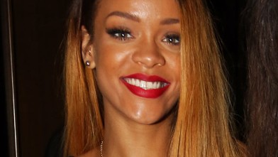 PHOTO: Recording artist/ actress Rihanna attends the 40 / 40 Club on May 4, 2013, in New York City.