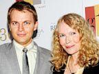 PHOTO: Ronan Farrow and his mother, actress Mia Farrow