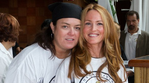 gty rosie odonnell  michelle rounds wy 111205 wblog Rosie ODonnell Engaged to Michelle Rounds