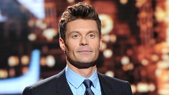 "PHOTO: Ryan Seacrest is shown on ""American Idol"", April 19, 2012 in Hollywood, Calif."