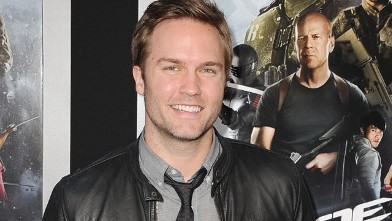 "PHOTO: Scott Porter arrives at the ""G.I. Joe: Retaliation"" - Los Angeles Premiere at TCL Chinese Theatre on March 28, 2013 in Hollywood, Calif."