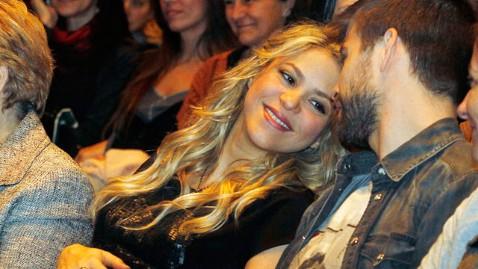 gty shakira baby lpl 130122 wblog Shakira and Boyfriend Welcome Baby Boy