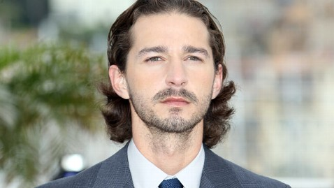 gty shia labeouf jef 120619 wblog Shia LaBeouf Gets Naked in New Video