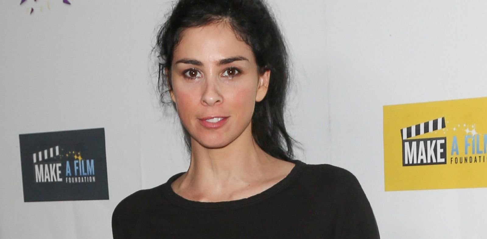 PHOTO: Comedian Sarah Silverman attends the Make A Film Foundations ComedyCon 2013 fundraiser at The Comedy Store on August 30, 2013 in West Hollywood, Calif.