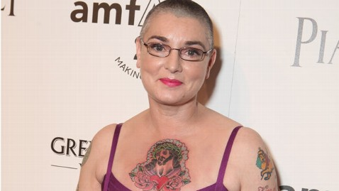 gty sinead oconnor thg 111229 wblog Sinead OConnor Says Marriage Felt Like A Coffin