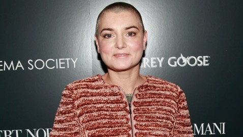gty sinead oconnor thg 120112 wblog Sinead OConnor Tried to Commit Suicide 