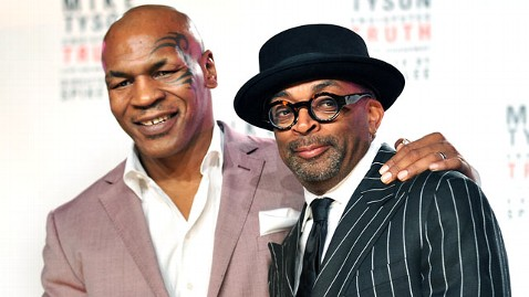 gty spike lee mike tyson dm 120619 wblog Spike Lee to Direct Mike Tyson on Broadway in One Man Show