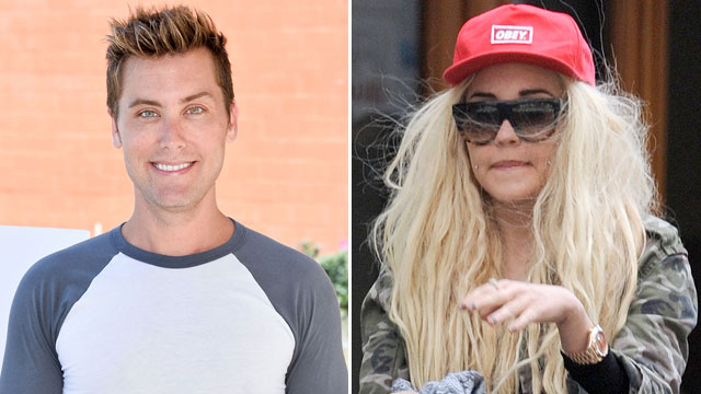 PHOTO: Amanda Bynes has lashed out at singer Lance Bass on her Twitter page, May 30, 2013.
