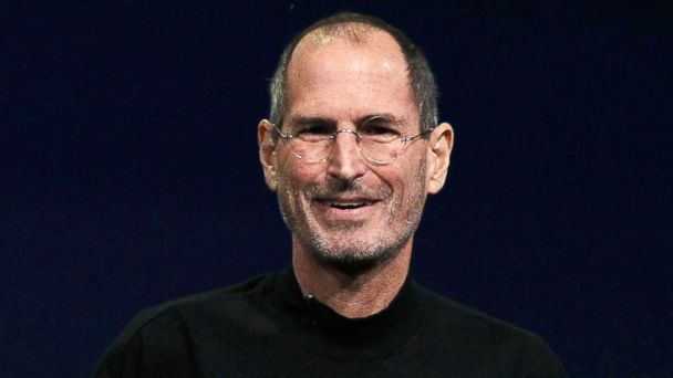 PHOTO: Apple CEO Steve Jobs speaks during an Apple Special event to unveil the new iPad 2 at the Yerba Buena Center for the Arts in this March 2, 2011 file photo taken in San Francisco, Calif.