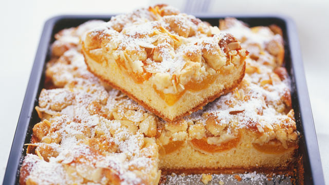 PHOTO: Streusel is another recipe to try for an Oktoberfest-themed meal.