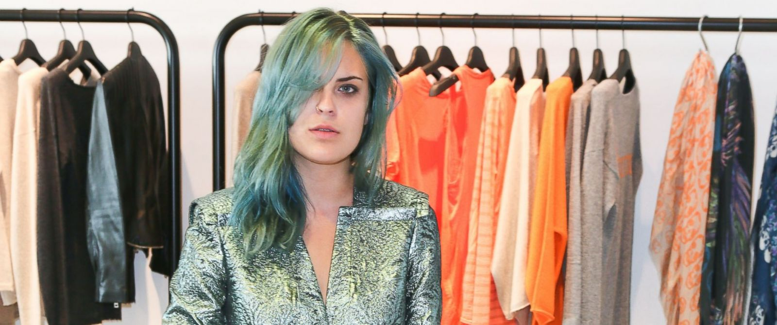 PHOTO: Tallulah Willis attends the Zadig & Voltaire Malibu store opening on May 31, 2014 in Malibu, California.