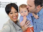 PHOTO: Tamera Mowry-Housley with husband and son