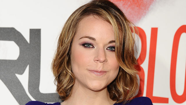 """PHOTO: Tina Majorino attends the season 5 premiere of HBO's """"True Blood"""" at ArcLight Cinemas Cinerama Dome on May 30, 2012 in Hollywood, Calif."""
