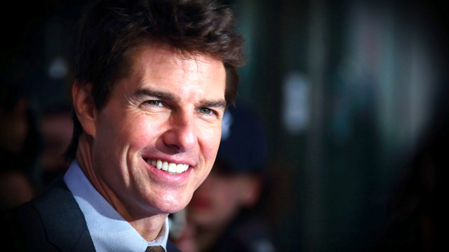 PHOTO: Tom Cruise attends the UK Premiere of Oblivion at BFI IMAX, April 4, 2013, in London.