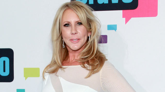 """PHOTO: Vicki Gunvalson of """"The Real Housewives of Orange County,"""" April 3, 2013, in New York City."""