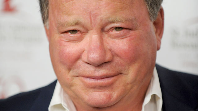 PHOTO: William Shatner arrives at St. Jude Children's Research Hospital's 50th Anniversary Gala at The Beverly Hilton hotel in this Jan. 7, 2012 file photo in Beverly Hills, Cali.