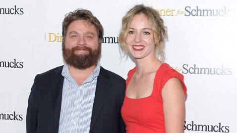 gty zach Galifianakis quinn lundberg thg 120626 wblog Hangover Star Zach Galifianakis Getting Married