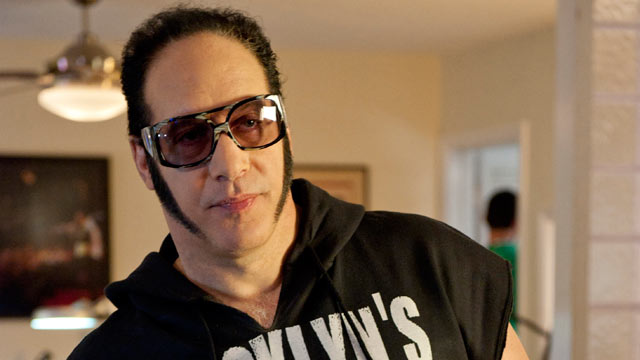 PHOTO: Andrew Dice Clay is seen in a scene from episode three of season eight of Entourage.