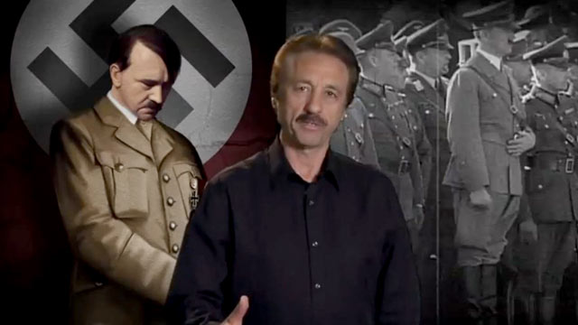 """PHOTO: Filmmaker Ray Comfort is seen in a scene from his movie """"180."""""""