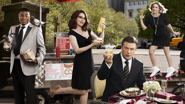 PHOTO: The cast of 30 Rock poses for a portrait.