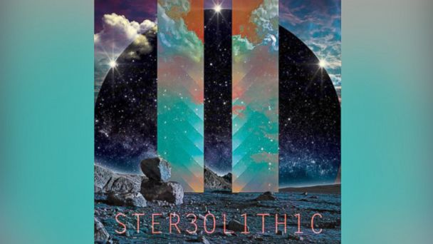 "PHOTO: 311s album ""Stereolithic"""