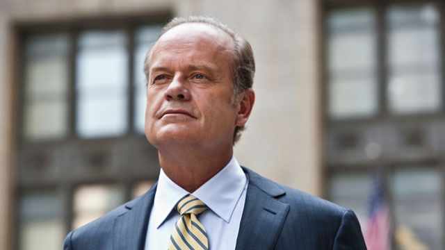 PHOTO: Kelsey Grammer Dives Into Drama with Boss
