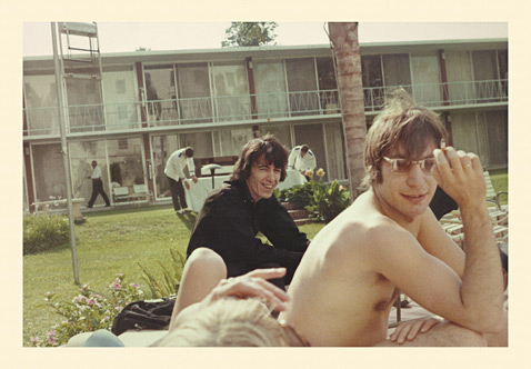 ht Charlie Watts Bill Wyman Untitled Clearwater ll 120927 wblog Found: Unseen Photos of the 1965 Rolling Stones